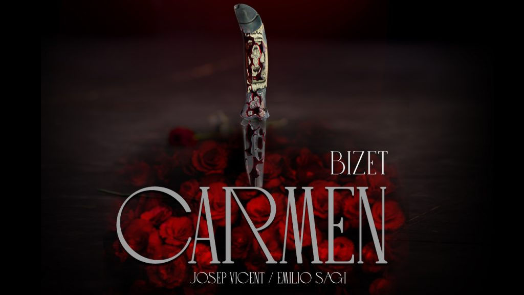 Carmen, opera by Georges Bizet